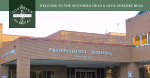 Welcome to the Southern Head & Neck Surgery Blog