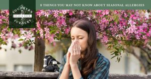 Read more about the article 8 Things You May Not Know About Seasonal Allergies