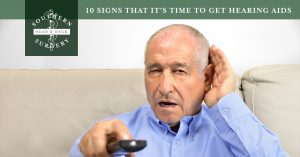 Read more about the article 10 Signs That It's Time to Get Hearing Aids