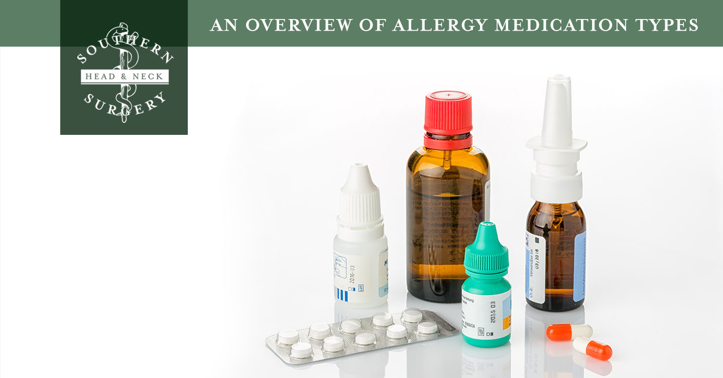 Read more about the article An Overview of Allergy Medication Types
